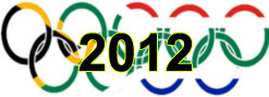 9 Gold for South Africa in 2012